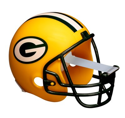 Green Bay Packers Football Helmet
