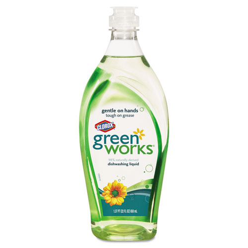 Clorox Green Works Dishwashing Liquid