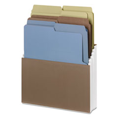 Smead Organized Up Vertical  Files w/ Vertical Folders