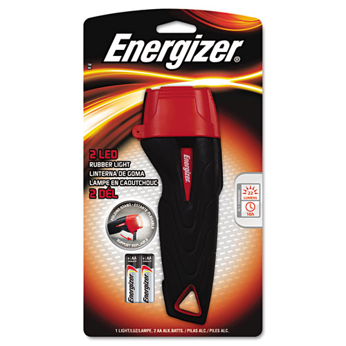 Energizer Rubber Flashlight